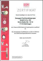 Miniatur_Zertifikat_DOM2014